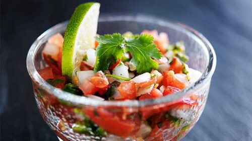 Baja California Pico de Gallo (Fresh Tomato Salsa)